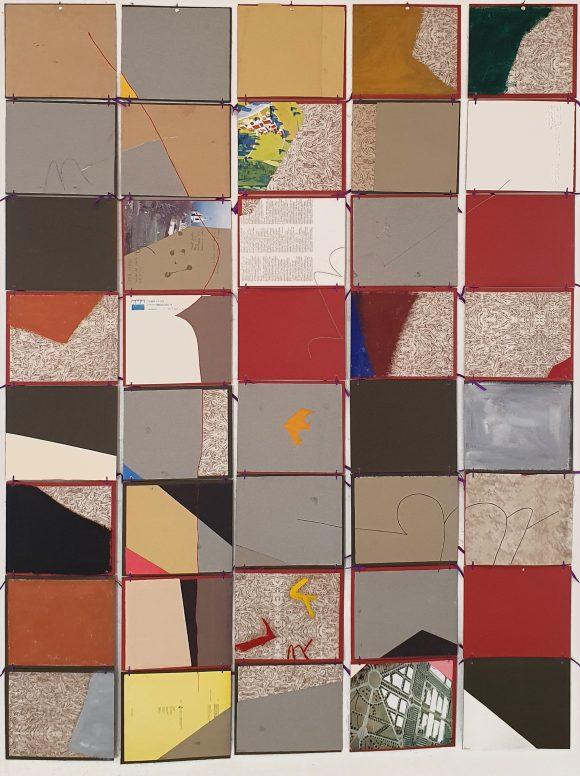 Asimetriada 1 (1989) | Antonio Alvarado